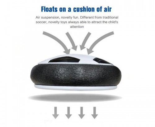 Floating Hover Football