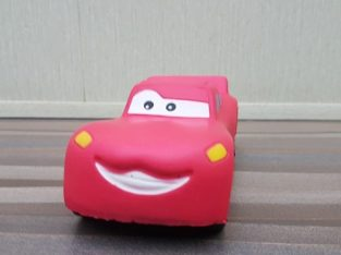 Scented Squishy Disney Cars