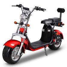For Sale 3000 Watts Harley Citycoco Electric scooter fat tyres
